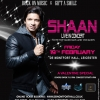 Shaan Live in Concert on Friday 19th February 2016 at De Montfort Hall, Leicester