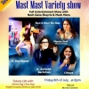 Due to Wimbledon Tennis on Friday 8th July 2016, Mast Mast Variety Show Meet & Greet the Stars at Mumbai Gardens, Headstone Lane, Harrow HA2 6LY has been cancelled.