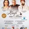 Kaifi aur Main, A Poet's Romantic Saga on Saturday 3rd September at Symphony Hall, Broad Street, Birmingham B1 2EA and Sunday 4th September 2016 at Indigo, The O2 London