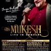 Nitin Mukesh Live in Concert on Saturday 5th November at De Montfort Hall, Leicester & Sunday 6th November 2016 at Logan Hall, 20 Bedford Way, London WC1 0AL
