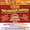 NCGO Peal Anniversary Celebration on Saturday 10th September 2016 at Kadwa Patidar Centre, Kenmore Avenue, Harrow HA3 8LU