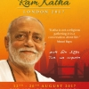 Ram Katha by Morari Bapu from Saturday 12th August 2017 until Sunday 20th August 2017 at The SSE Arena, Wembley, London