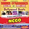 NCGO presents Bollywood Beats from India on Saturday 29th July 2017 at Kadwa Patidar Centre, Kenmore Avenue,  Harrow, HA3 8LU