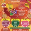 Kalani Sewa Navratri Festival 2017 from Thursday 21st September until Saturday 30th September 2017 at Oakington Manor School, Sports Hall, Oakington Manor Drive, Wembley HA9 6NF