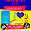 Navratri 2017 from Thursday 21st September until Friday 29th September 2017 & Sharad Purnima on Friday 6th October 2017 at Lakeview Marquee, Forest Road, Fairlop Waters, Barkingside IG6 3HN