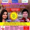 Mukhtar Shah & Hetal Nayak Live in Unforgetable Magic Tour on Friday 6th April 2018 at Winston Churchill Theatre, Manor Farm, Pinn Way, Ruislip HA4 7QL