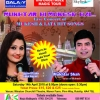 Mukhtar Shah & Hetal Nayak Live in Unforgetable Magic Tour on Saturday 14th April 2018 at Winston Churchill Theatre, Manor Farm, Pinn Way, Ruislip HA4 7QL