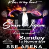 Sonu Nigam Live in Concert on Sunday 1st November 2015 at The SSE Arena, Wembley