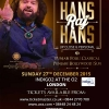 Hans Raj Hans Live in Concert on Sunday 27th December 2015 at Indigo, The O2 London