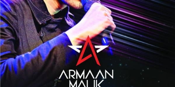 Armaan Malik Live on Saturday 24th September 2016 at The SSE Arena, Wembley
