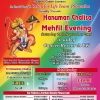 Lions Club of London Kingsbury, Kenton, Belmont & Golders Green Lioness presents Hanuman Chalisa & Mehfil Evening on Saturday 24th September 2016 at Masefield Hall, Harrow Leisure Centre, Christchurch Avenue, Harrow HA3 5BD