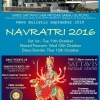 SSGPS Navratri 2016 from Saturday 1st October until Tuesday 11th October & Sharad Poonam on Wednesday 12th October & Disco Dandia on Thursday 13th October 2016 at Sattavis Patidar Centre, Forty Avenue, J/W The Avenue, Wembley HA9 9PE
