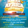 East Africa Meet & Greet on Saturday 12th November 2016 at Mansah Restaurant, 28 Dysart Way, Leicester LE1 2JY