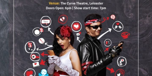 White Lily & Night Rider a Romantic Comedy Drama in Hindi on Sunday 26th March 2017 at The Curve Theatre, Leicester