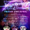 A Bollywood Dance Extravaganza with Jay Kumar & Dance Asia on Friday 21st April 2017 at The Darji Pavilion, 26 Oakthorpe Road, London N13 5JL