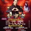 Shaan Live in Concert on Friday 2nd June 2017 at Leicester Arena, Leicester LE1 3UD & on Saturday 3rd June 2017 at the Eventim Apollo, Hammersmith, London W6 9QH