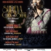 Shreya Ghoshal Live in Concert with Symphony Orchestra UK Tour 2018, on Saturday 5th May at Symphony Hall, Birmingham, on Sunday 6th May at The SSE Arena, Wembley, London & on Monday 7th May 2018 at De Montfort Hall, Leicester
