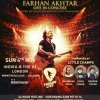 Farhan Akhtar Live in Concert supported by Little Champs        on Sunday 4th November 2018 at Indigo, The O2 London