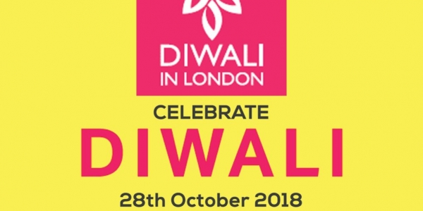 FREE ENTRY – Diwali In London Celebration At Trafalgar Square on Sunday 28th October 2018