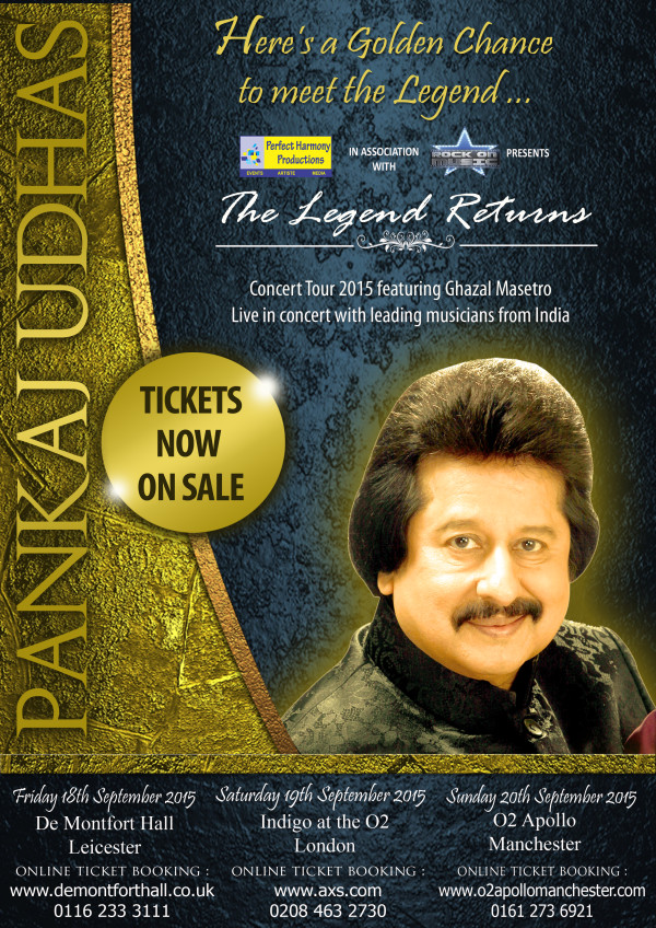 pankaj udhas National
