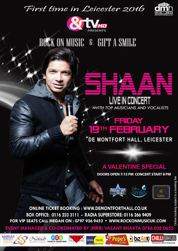 shaan poster